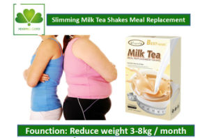 100% Natural Matirials Fast Slimming Milk Tea for Weight Loss