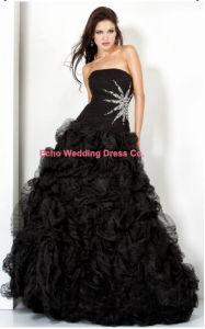 Cascade Puffy Prom Gowns (EG583)
