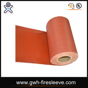 Design Engineering Glass Fibre Braided Insulating Fire Blanket pictures & photos