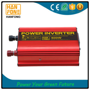 Solar Power Inverter 500W with Smart CPU Control for Home Used pictures & photos