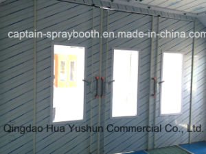 Infrared Baking System Europe Standard Spray Booth pictures & photos
