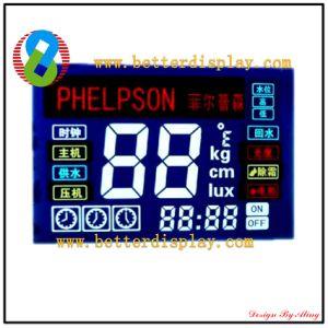 Shenzhen Betterdisplay Va LCD Screen Negative LCD Display Module pictures & photos