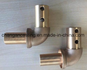 OEM Custom Supplier Hot Forging Brass Parts pictures & photos