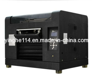 Digital Uncoated Flatbed Printer (yinghe) pictures & photos