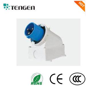 2p+E 3p+E 3p+N+E Industrial Plug Surface Mounted pictures & photos