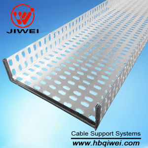 Heat Dissipation Slotted Cable Tray with Factory Price