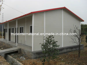 Prefabricated/Modular/Prefab House for Bedrooms Living House pictures & photos