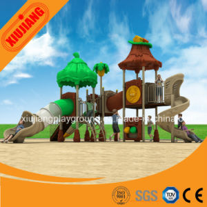 Forest Series Factory Price Outdoor Playground Equipment with GS Certificate pictures & photos