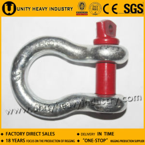 Commercial Grade Forged Screw Pin Us Type Anchor G 209 Shackle pictures & photos