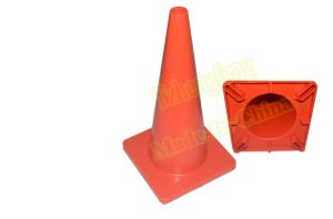 Lower Factoty Price 70cm Soft Flexible PVC Plastic Traffic Cones