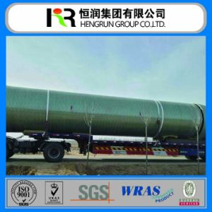 Corrosion Resistant GRP Pipe for Construction Water Supply pictures & photos