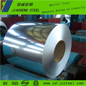 Short of Delivery Time Zinc Coating (30-150G) Gi Steel Coil for Building Structure