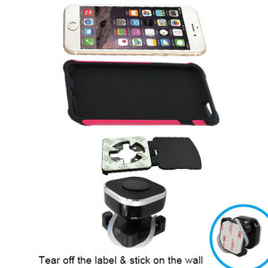 Phone Stand Ring Wall Mount Convex Plastic with Mobile Phone Holder pictures & photos
