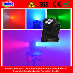 Duoface Moving-Head Wash Effect Light pictures & photos