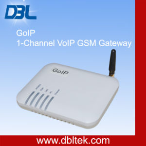 1port VoIP GSM Gateway GoIP-1 pictures & photos