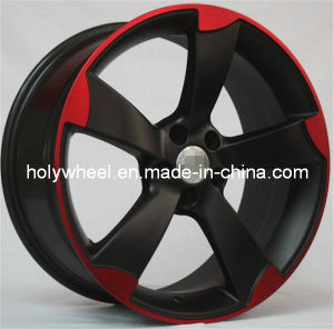 Car Wheel Rim/Car Alloy Wheel for Audi (HL470S) pictures & photos