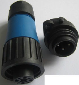Circular Water Proof Connectors (KP32 Series) pictures & photos