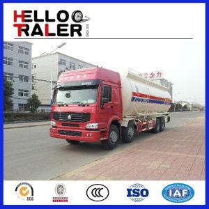 HOWO 8*4 Heavy Duty Bulk Cement Tanker Truck pictures & photos