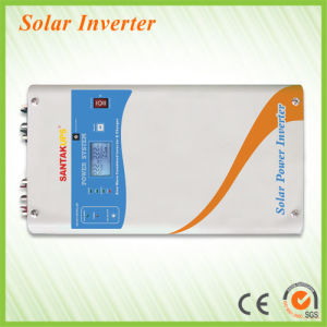 South Africa Excellent Quality 24V 220V 3000W Solar Charger Controller pictures & photos