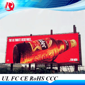 2016 Full Color High Brightness Outdoor LED Display pictures & photos