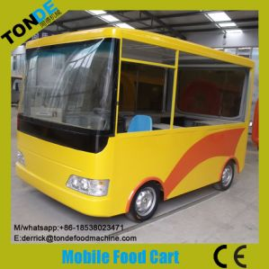 Mobile Food Cart for Selling Breakfast pictures & photos