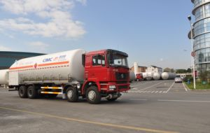 LNG Cryogenic Semi-Trailer with ASME GB Standards pictures & photos