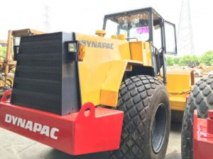 Good Price Used Dynapac Used Single Drum Road Roller Ca30d pictures & photos