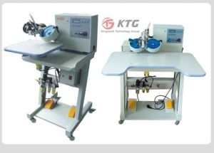 Kingswick Double-Plate Ultrasonic Rhinestone Setting Machine for Sale pictures & photos