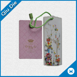 Premium Quality Garment Label Hang Tags with Cmyk Printing pictures & photos