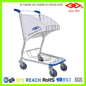 Aluminium Alloy Airport Hand Cart (GS10-250) pictures & photos