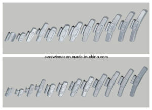 Fe Steel Clip on Knock on Wheel Balancing Weight for Alloy Rim/Steel Rim pictures & photos