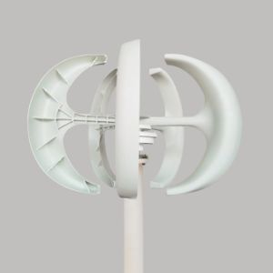 Renewable Energy 200W 12V 24V Vawt Vertical Axis Wind Turbine Generator for Sale pictures & photos