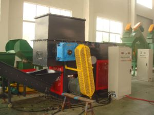 Plastic Pipe Shredder/Crusher Machine pictures & photos