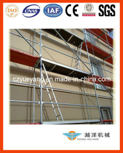European Facade Modular Scaffolding System with Plettac Standard pictures & photos