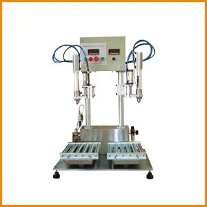 Weighing Filling Machine with Double-Nozzles (DR012T100C)