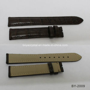 Customized Geniue Leather Watch Belt for Business by-2009