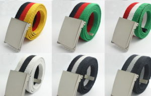 Offering High Quality Fabric Belts From China Factory (B55) pictures & photos
