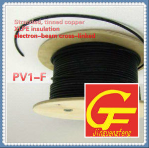 Approved Tinned Copper Single Core Solar PV Cable pictures & photos
