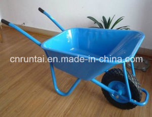 The Cheapest Strong Wheelbarrow (Wb6404h) pictures & photos