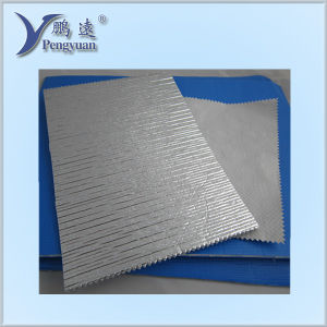 Poly Laminated Aluminum Foil for Insulation Material Lamination pictures & photos