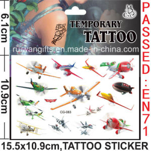 Temporary Body Tattoo Sticker for Kids (cg083) pictures & photos
