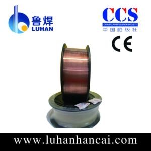 CO2 Shielded MIG Wire for Welding 0.8mm (ER70S-6) with Ce pictures & photos