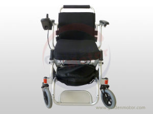10 Times Longer Life Electric Power Wheelchair pictures & photos