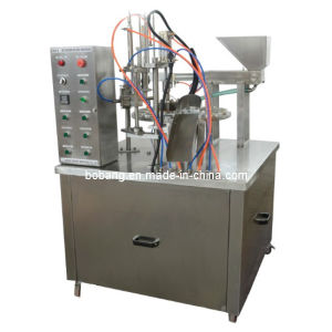 Used Easy Rotary Ice Cream Filling Machine pictures & photos
