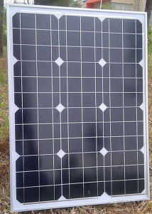 Mono Solar Panel 20W for 12V Solar System pictures & photos