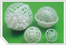 Poriferous Ball-Shaped Suspend Packing pictures & photos