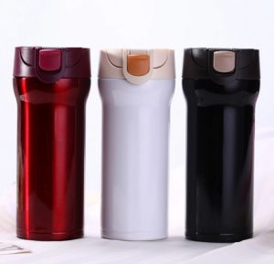 Stainless Steel Travel Thermoal Mug 350ml Vacuum Flask pictures & photos
