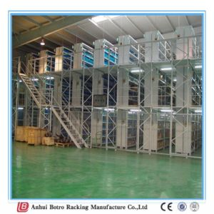 Muti-Fuctional Industrial Steel Loading Platform pictures & photos