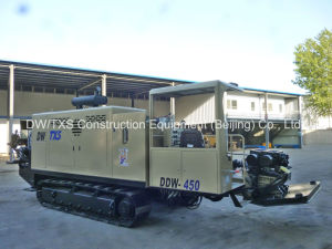 Trenchless Horizontal Directional Drilling Machine HDD Machine for Pipe Laying Ddw-450 pictures & photos
