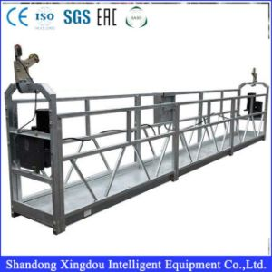 Good Price Work Platform with Concrete Counter Weight pictures & photos